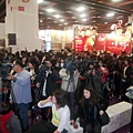 張芸京國際書展簽書會