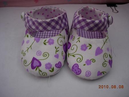 嬰兒鞋--紫色花心01.jpg