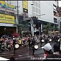 這天國際通有一年一度的萬人太鼓舞祭典