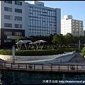 日本的公園就是很乾淨