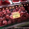 一堆鮪魚的尾巴只要日幣500元,拿來煮味增湯多美味