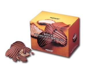 日本ROYCE 巧克力洋芋片