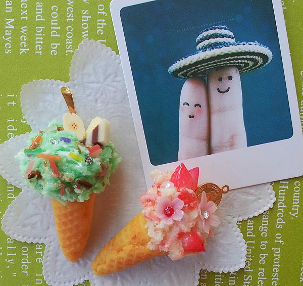 黏土冰淇淋