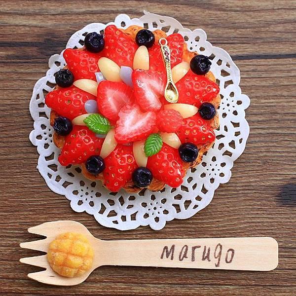 甜點黏土 marugo