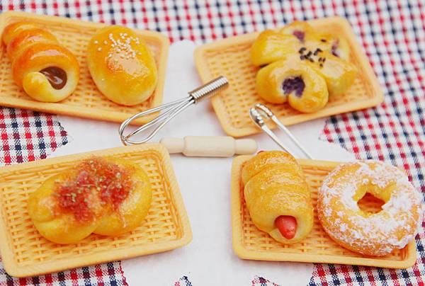 2015三月黏土麵包課程-2