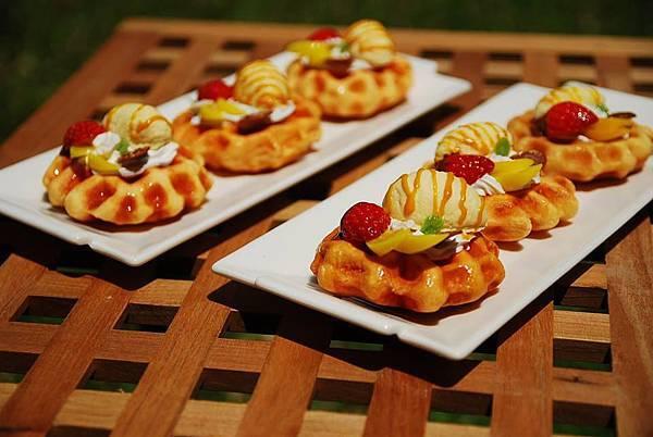 甜點黏土 鬆餅 台中 2