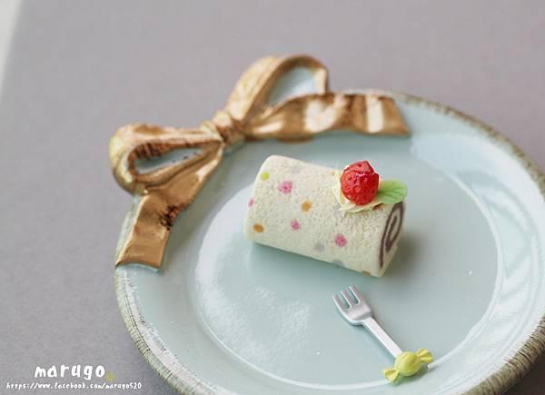 玩色蛋糕捲