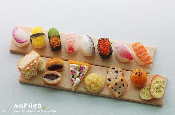 壽司麵包課2