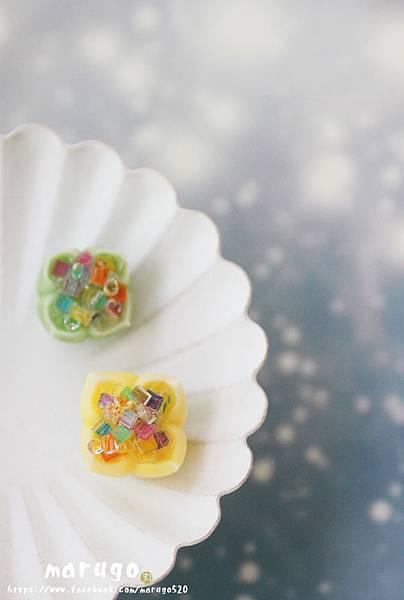 粘土和菓子 七変化.jpg