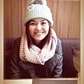 2012 02 藍屋, 回台灣後第一次和阿克碰面~ 好像是吃中餐還下午茶,記得最後聊到出來已是五點六點了XD