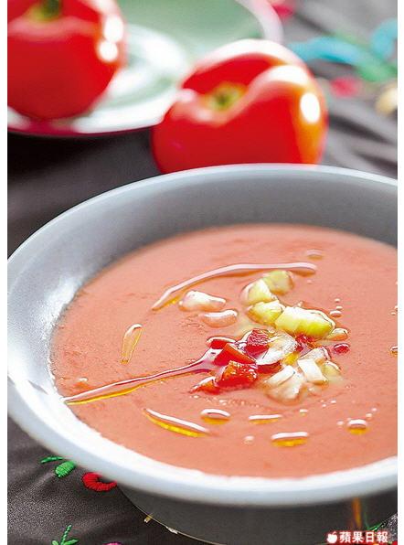 2西班牙冷湯