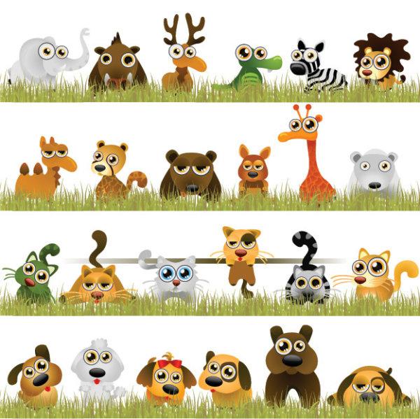 有趣的小動物們.bmp