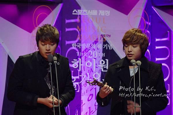 Superme team領Hip-pop獎