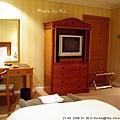 新羅飯店/房間