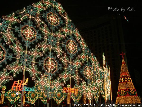 首爾廣場/夜光節