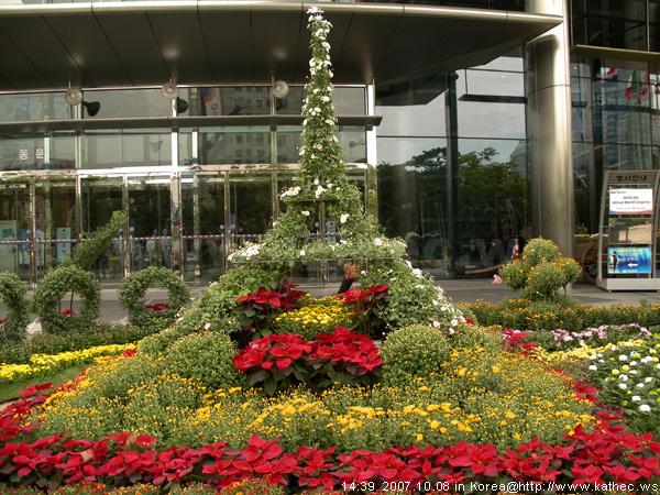 造型園藝花展