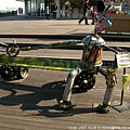 N首爾塔前廣場 - 機器人展