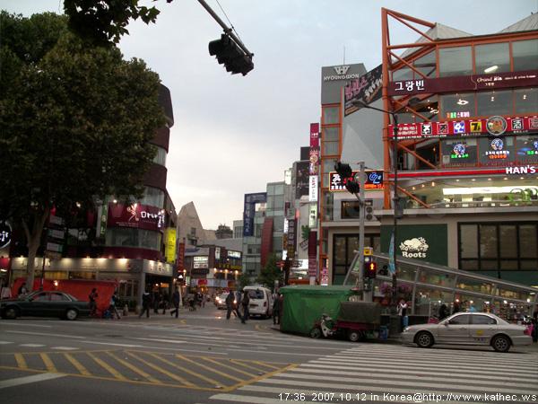 惠化站1號出口