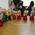 娃娃的團體照