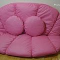 可愛的沙發床