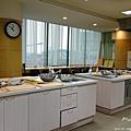 料理教室一角
