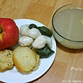 20110912/房東奶奶給的中秋節食物