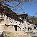 2012年3月 - 慶州 佛國寺(1024x768)