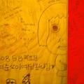 仁寺洞 ssamzie St. / 廁所塗鴉