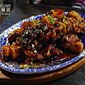 炭火BBQ綜合烤雞