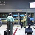 仁川機場 / 航廈接駁月台