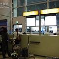 仁川機場 / 機場巴士購票的櫃檯