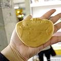 仁寺洞 ssamzie St. / 草莓妹造型紅豆餅(딸기빵)