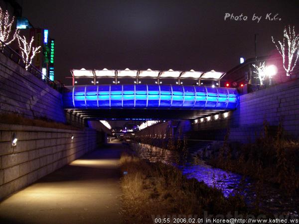 清溪川/觀水橋