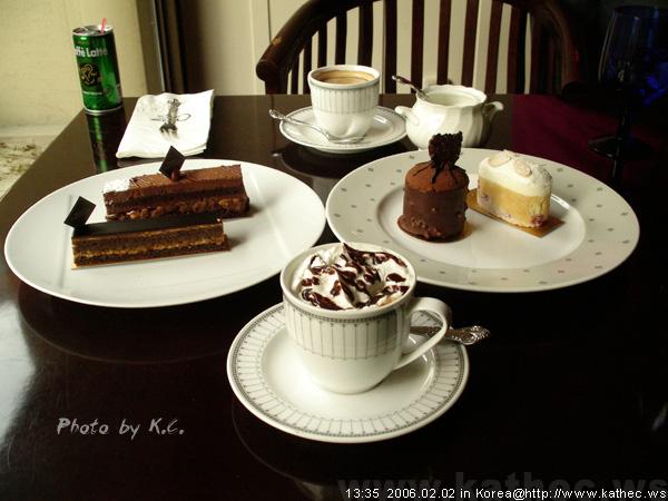 DUCHAMP/美味蛋糕