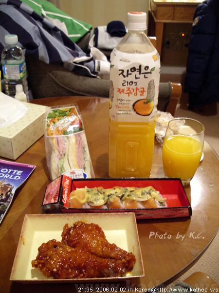 Lotte Mart/熟食