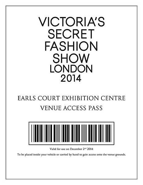 Earls Court Venue Access Pass-2