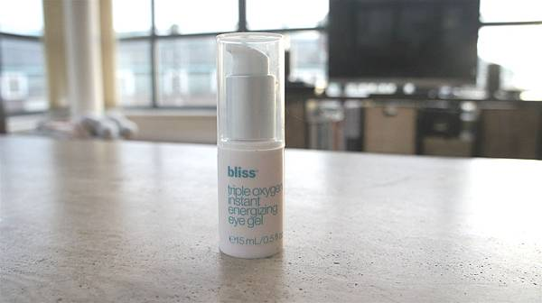 bliss eye gel