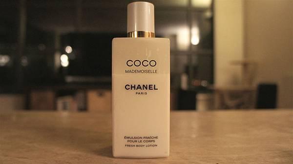 摩登COCO香水潤澤身體乳液