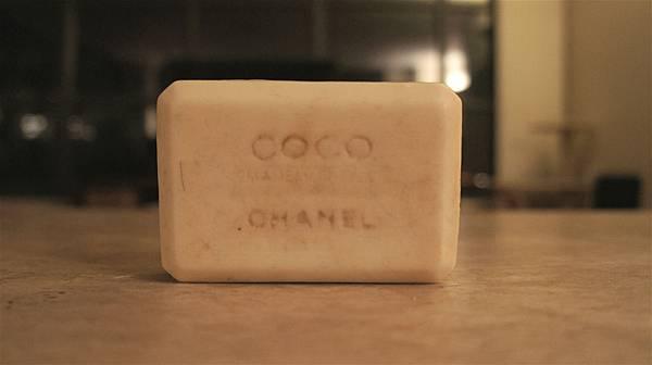 摩登COCO香水皂