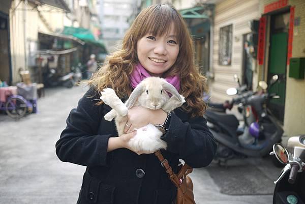 0215 可愛的兔子