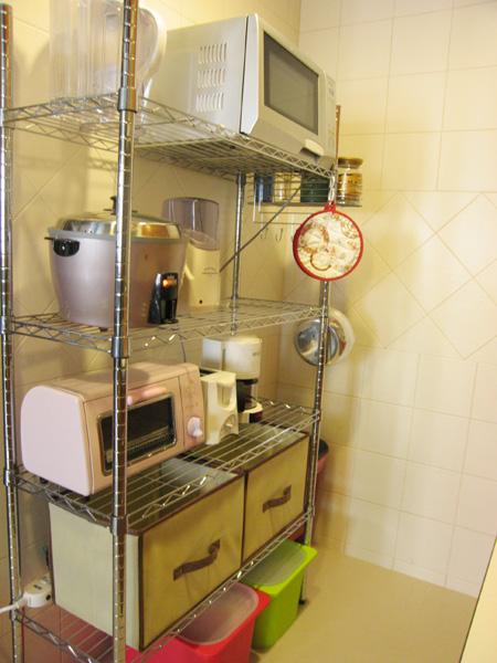 廚房電器的家