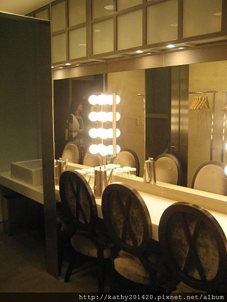 新娘化妝室