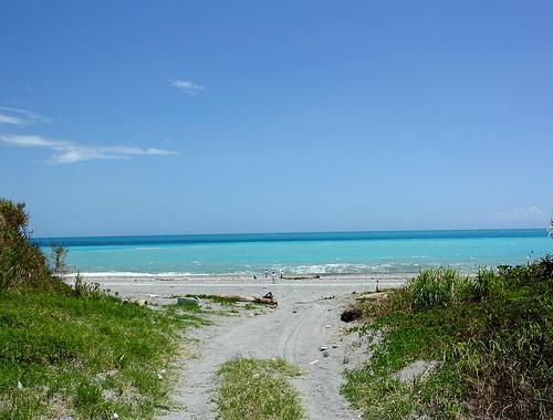 私房景點--崇德海邊