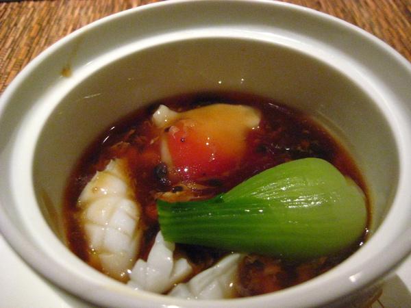 2nd道: 松露蒸蛋