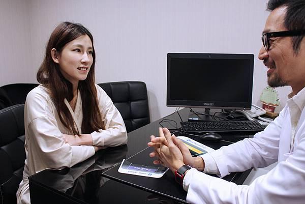 林宜妏 104-3-26 冷凍溶脂-諮詢Dr(1).JPG