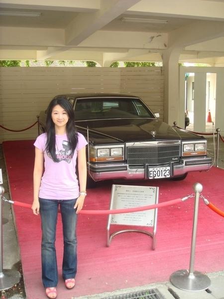 蔣宋美齡的座車