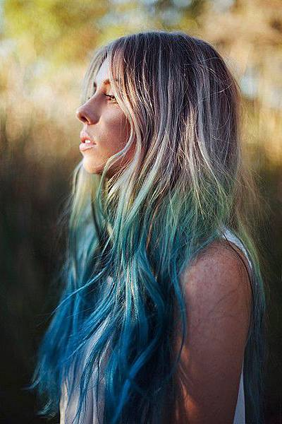 blue-ombre-hair