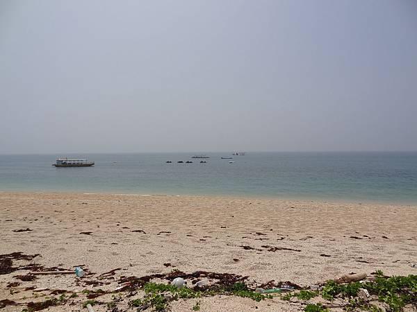 海灘掰掰~