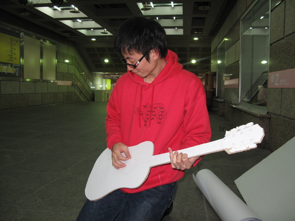 手工吉他好初期