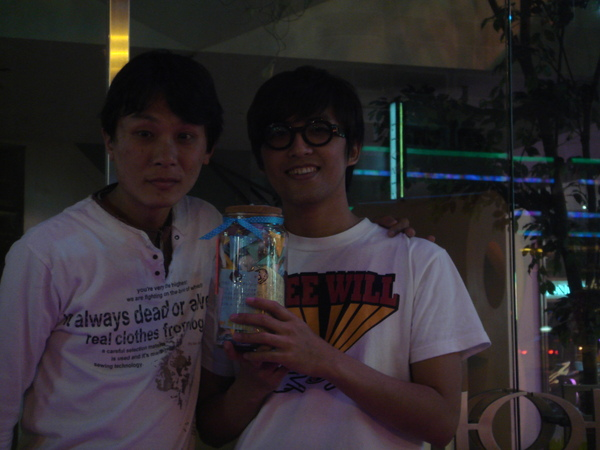 Andy和SSJ